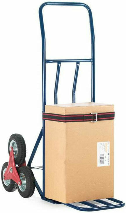 GI360Y wide stairclimber with load