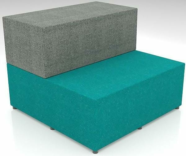 Blockley soft seating 2 Tier
