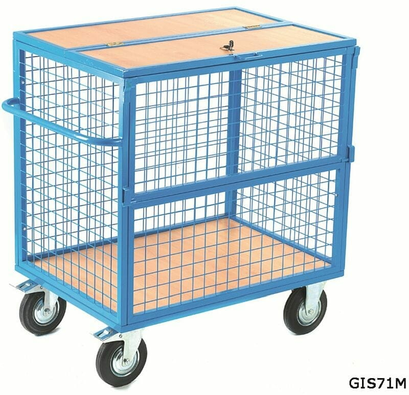 GIS71m security trolleys